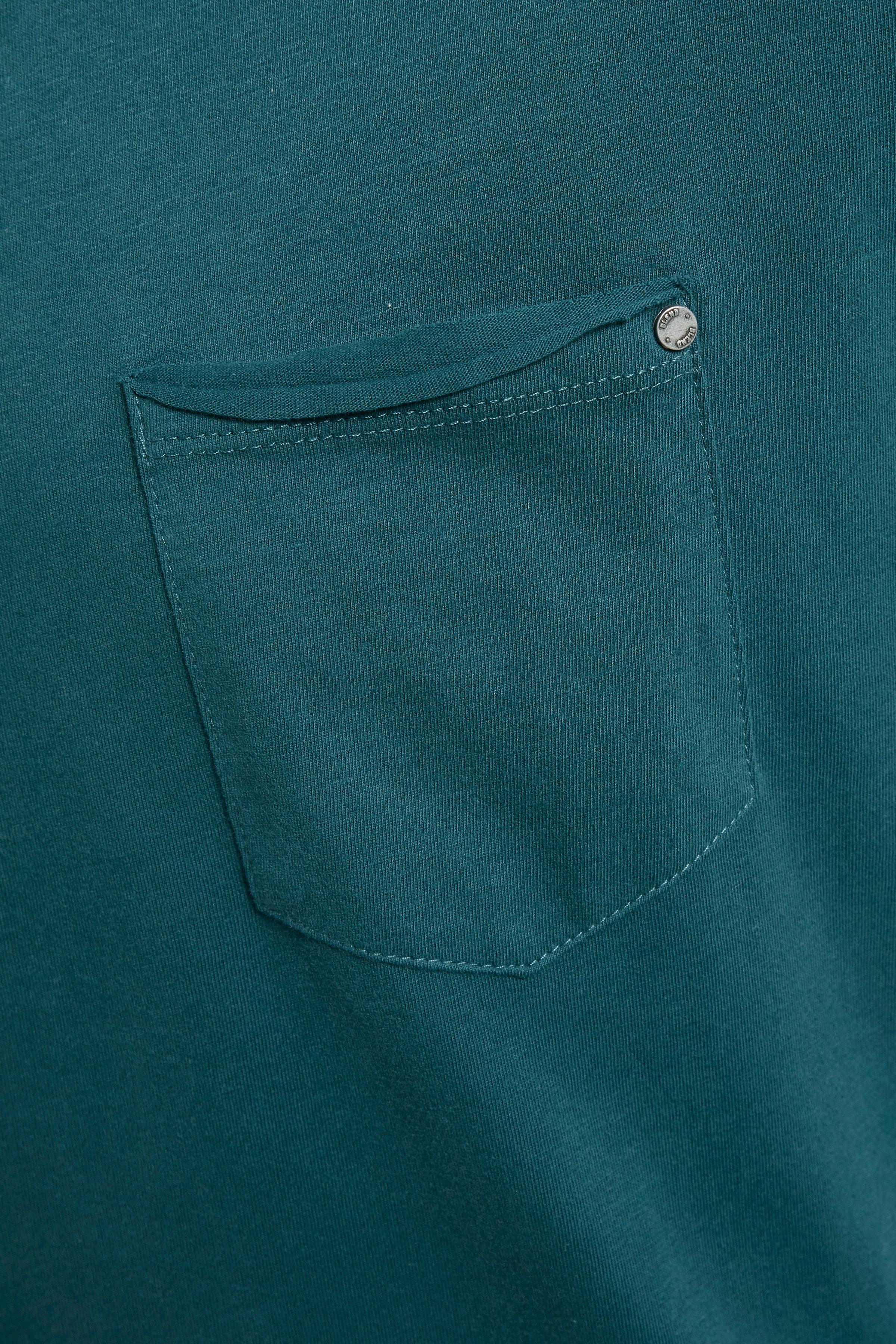 Majolica Blue T-shirt – Køb Majolica Blue T-shirt fra str. S-XXL her