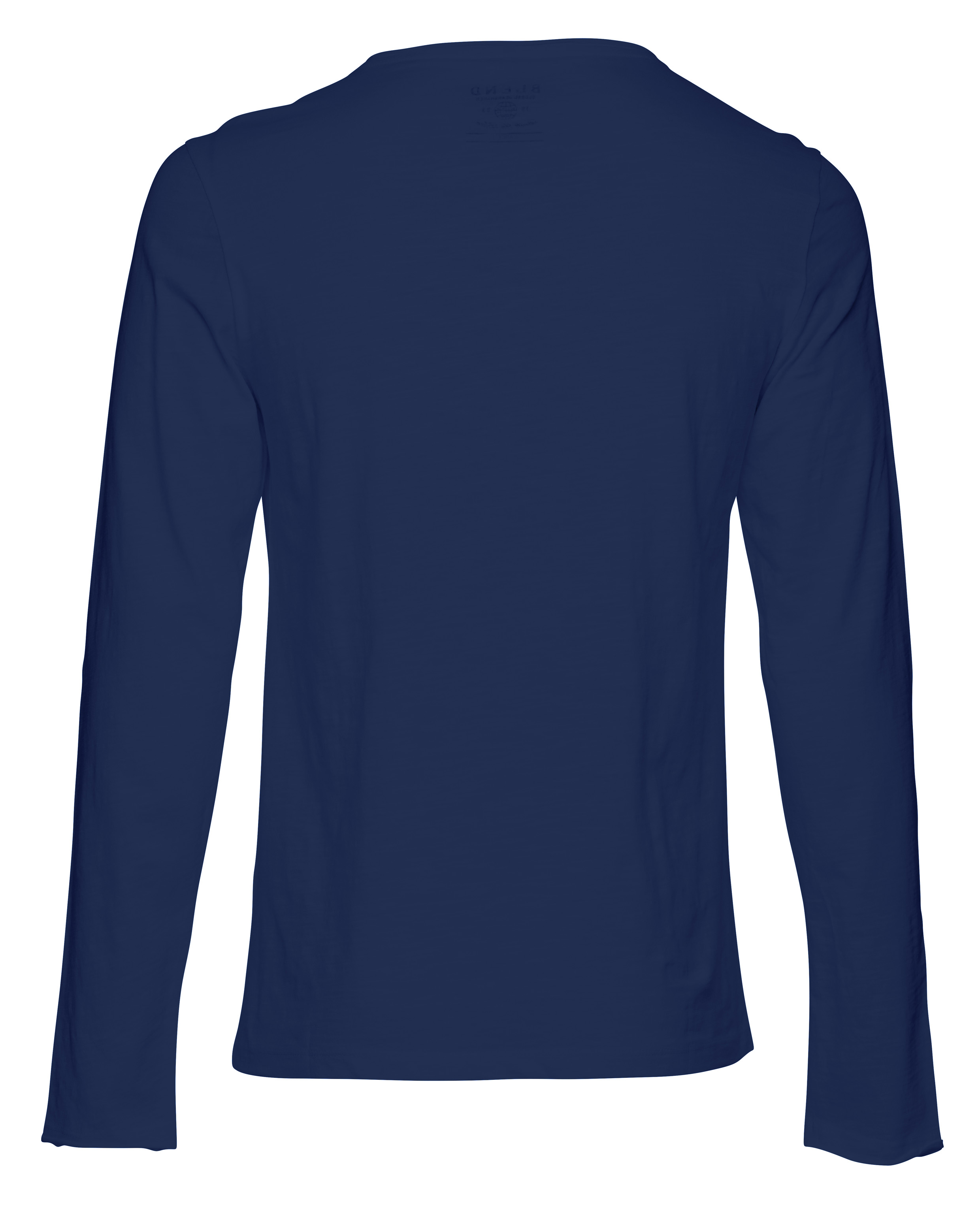 Midnight Blue Long sleeved T-shirt fra Blend He – Køb Midnight Blue Long sleeved T-shirt fra str. S-3XL her