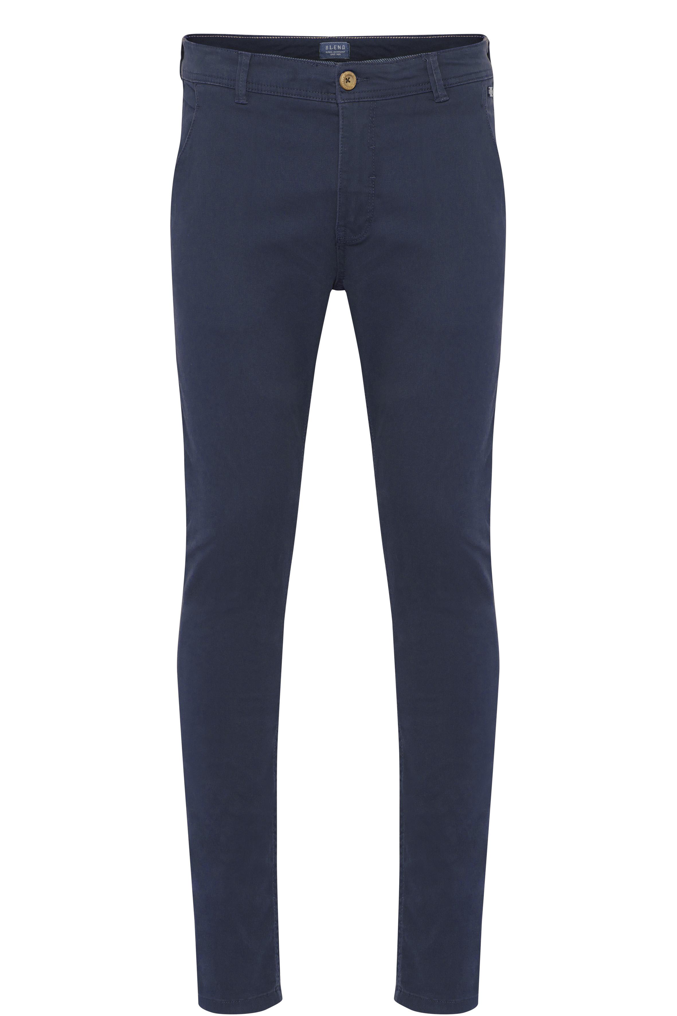 Navy Pants Casual – Køb Navy Pants Casual fra str. 28-38 her