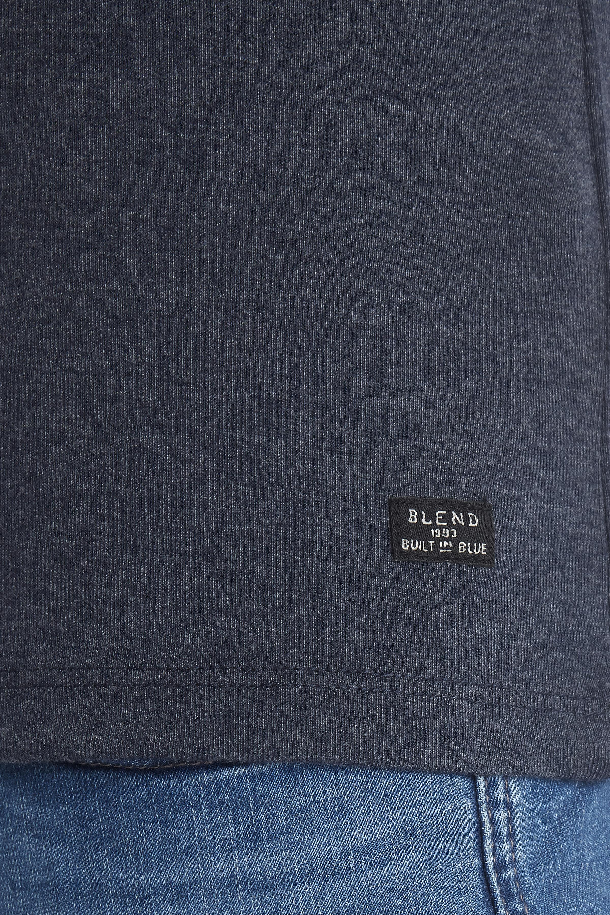 Navy T-shirt – Køb Navy T-shirt fra str. XS-3XL her