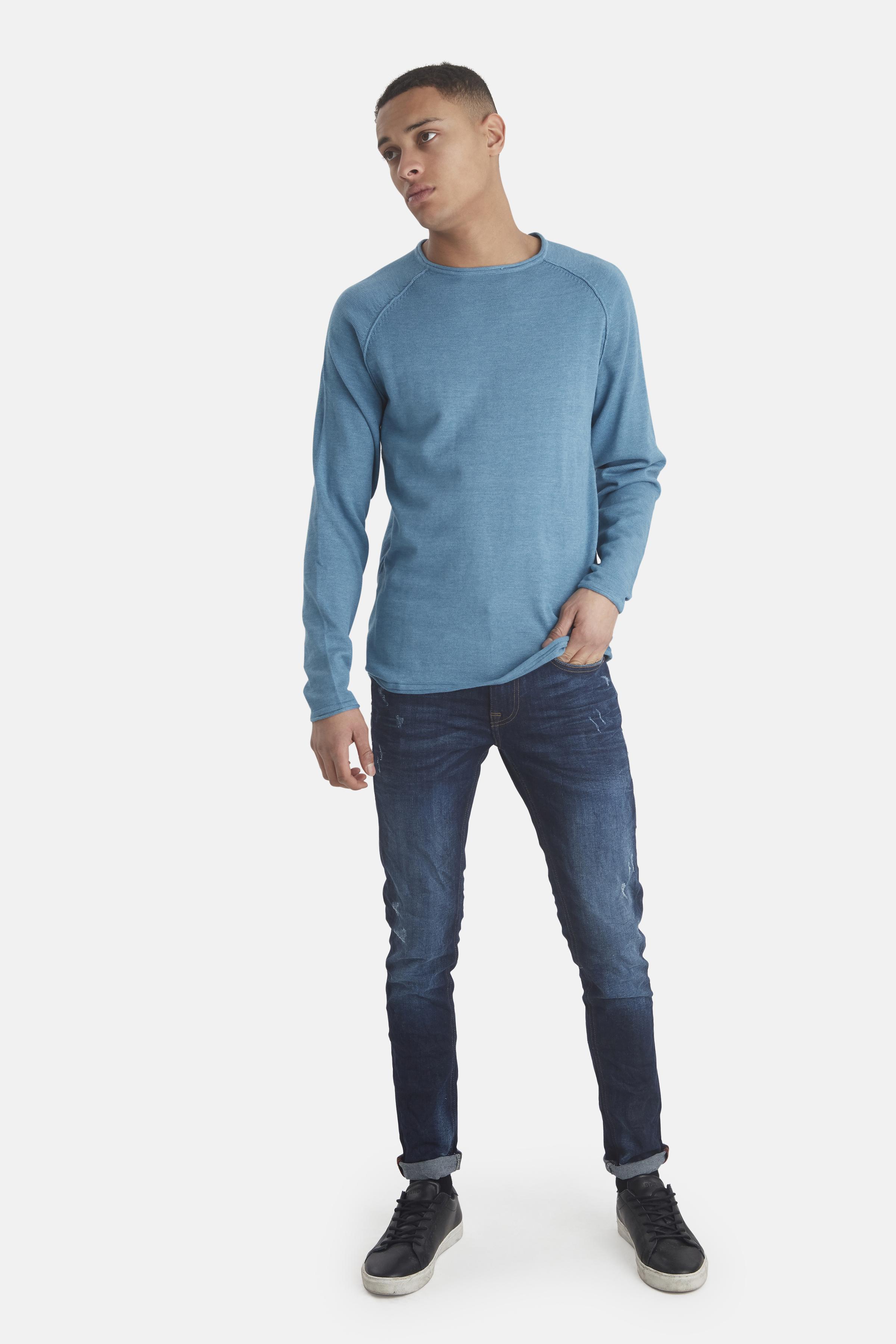 Niagara Blue Strikpullover – Køb Niagara Blue Strikpullover fra str. S-XXL her