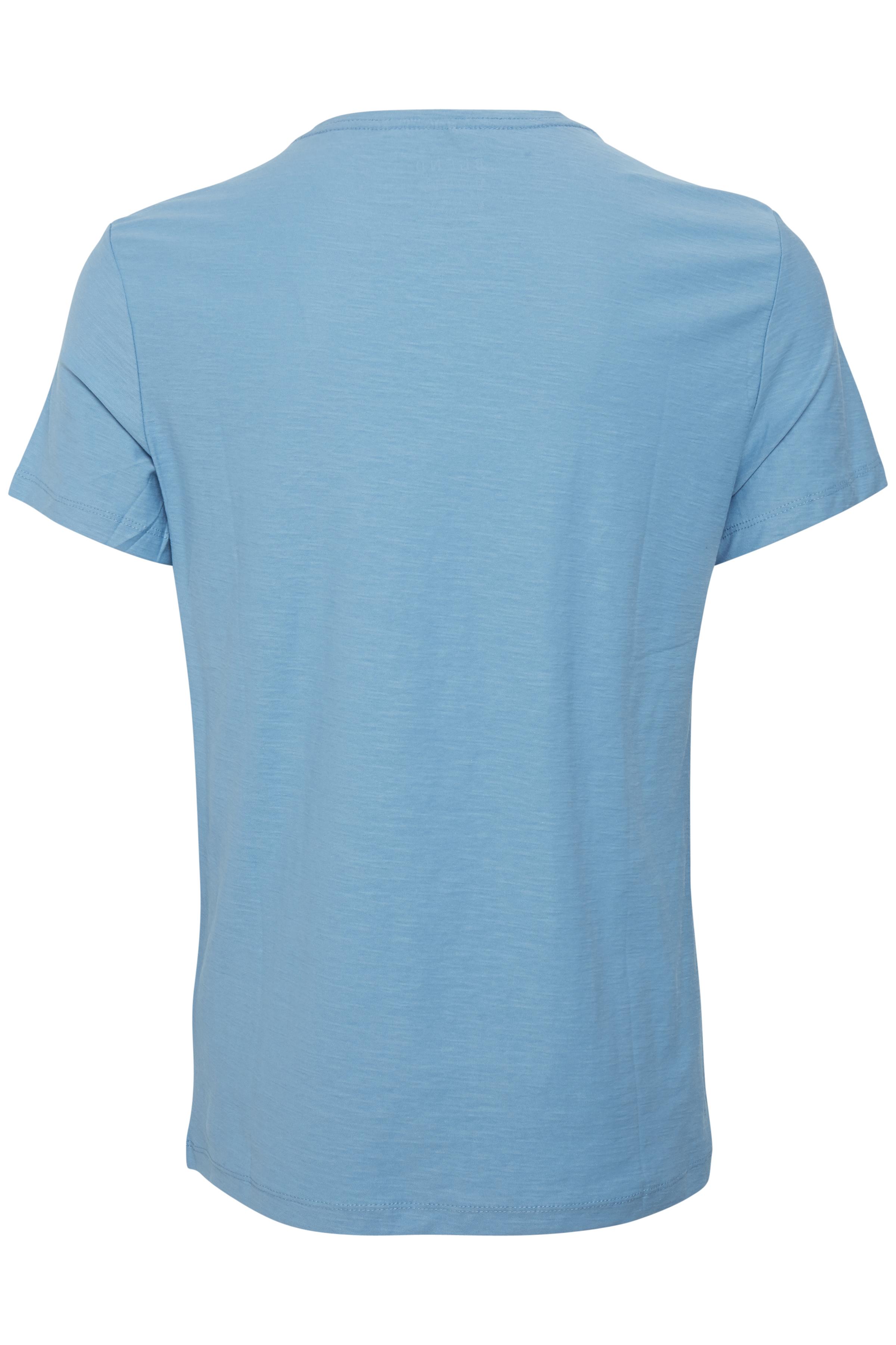 Niagara Blue T-shirt – Køb Niagara Blue T-shirt fra str. M-XXL her