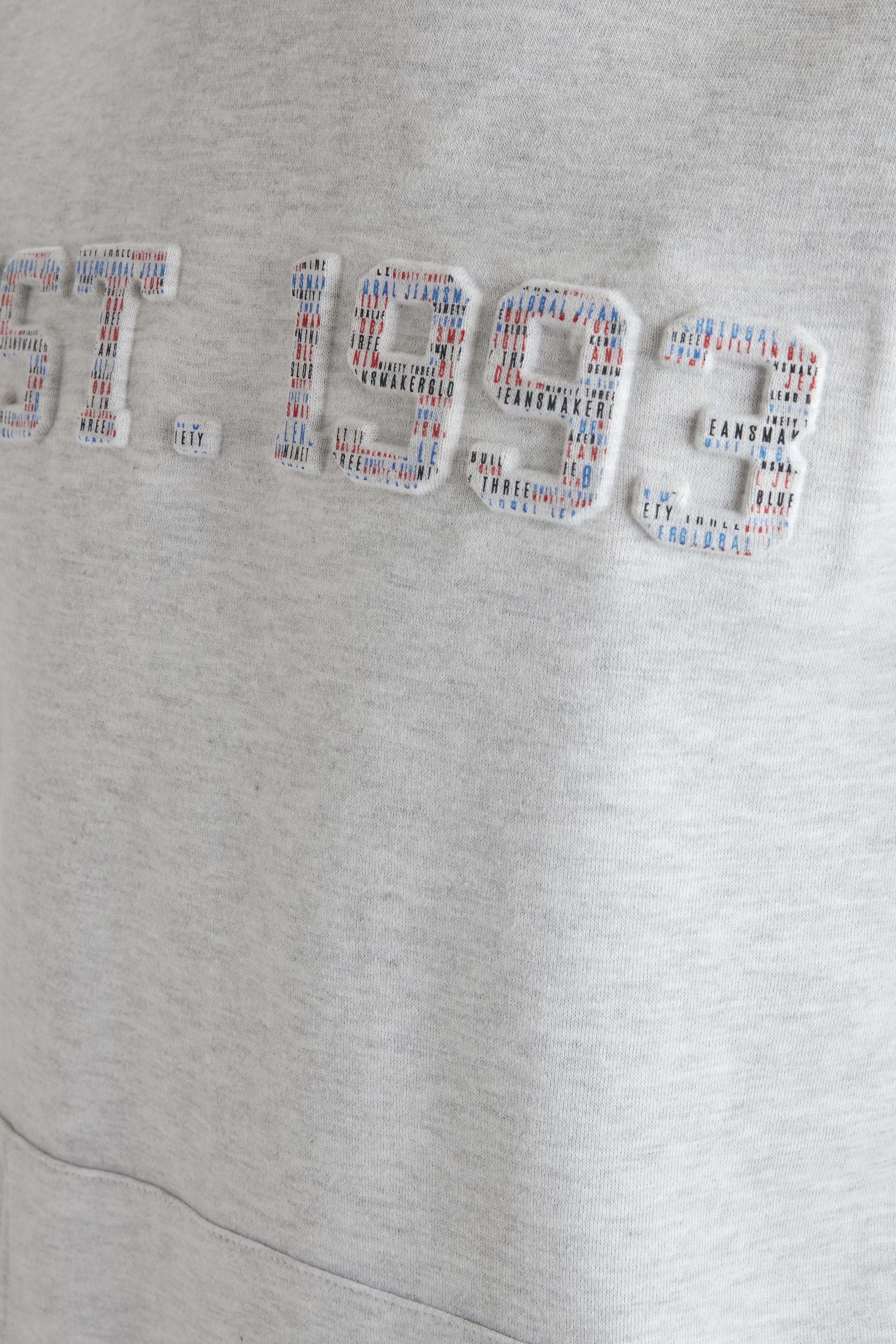 Offwhite Hættebluse – Køb Offwhite Hættebluse fra str. M-3XL her