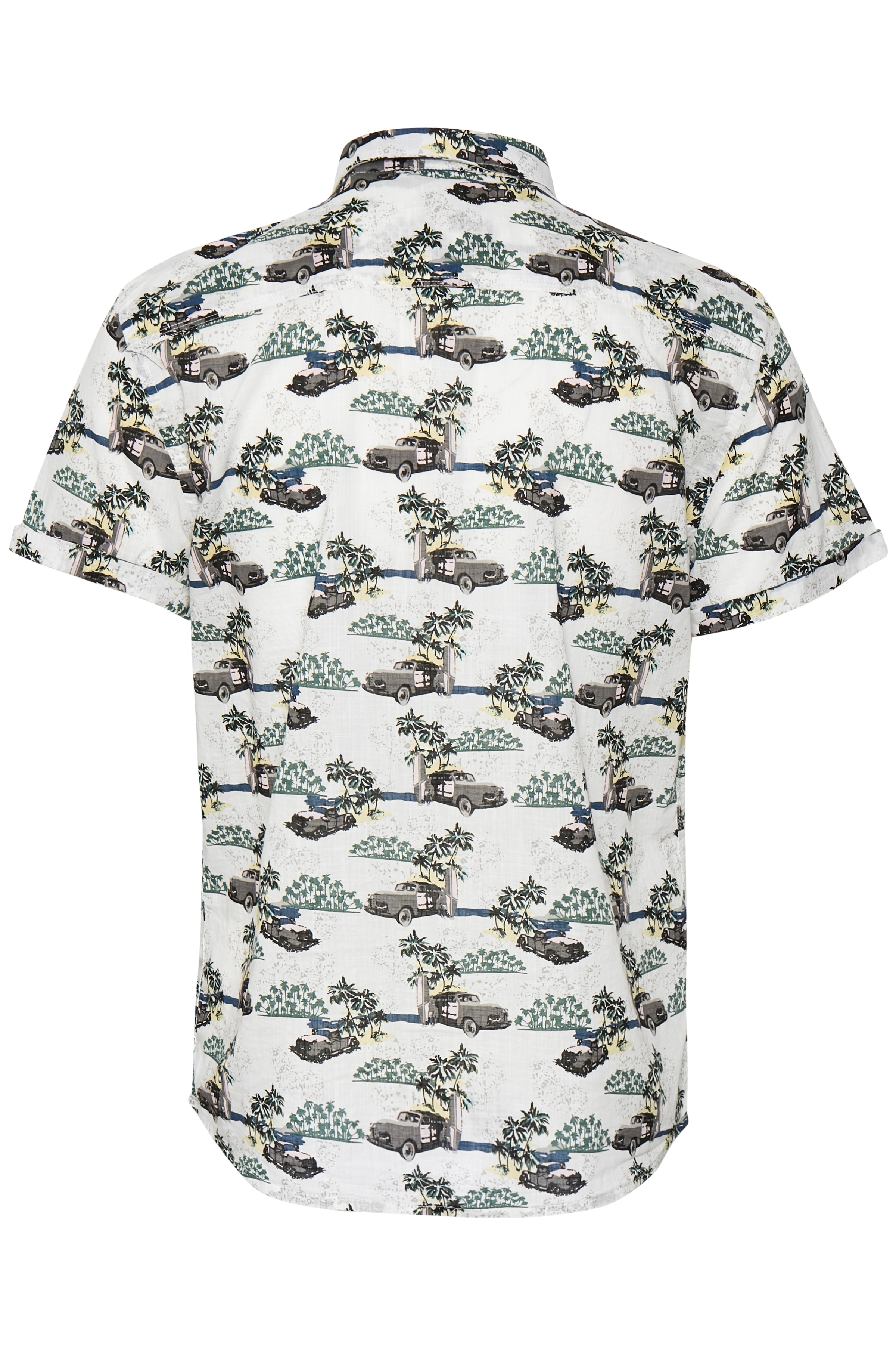 Offwhite Shirt fra Blend He – Køb Offwhite Shirt fra str. S-XL her