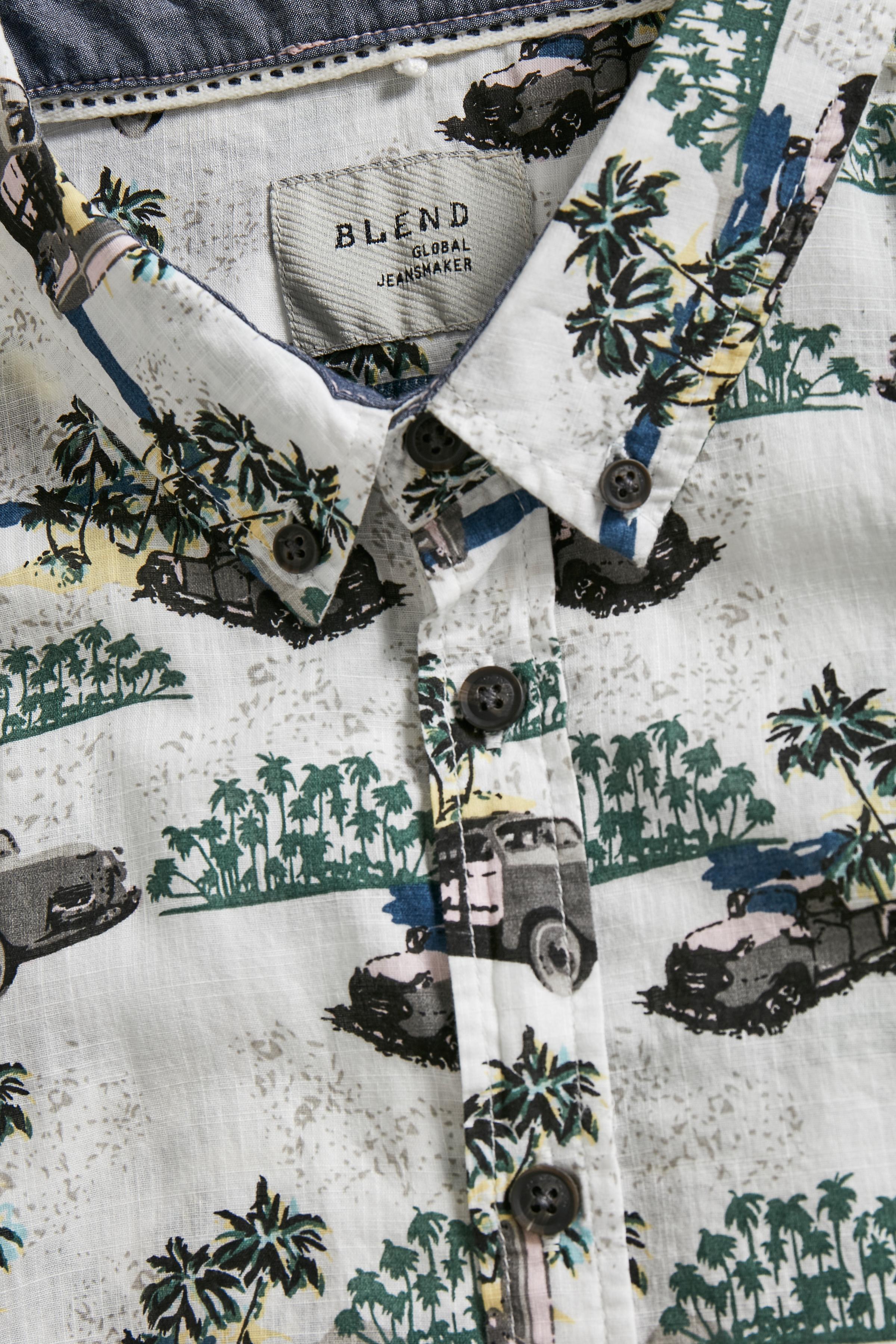 Offwhite Skjorte – Køb Offwhite Skjorte fra str. S-XL her