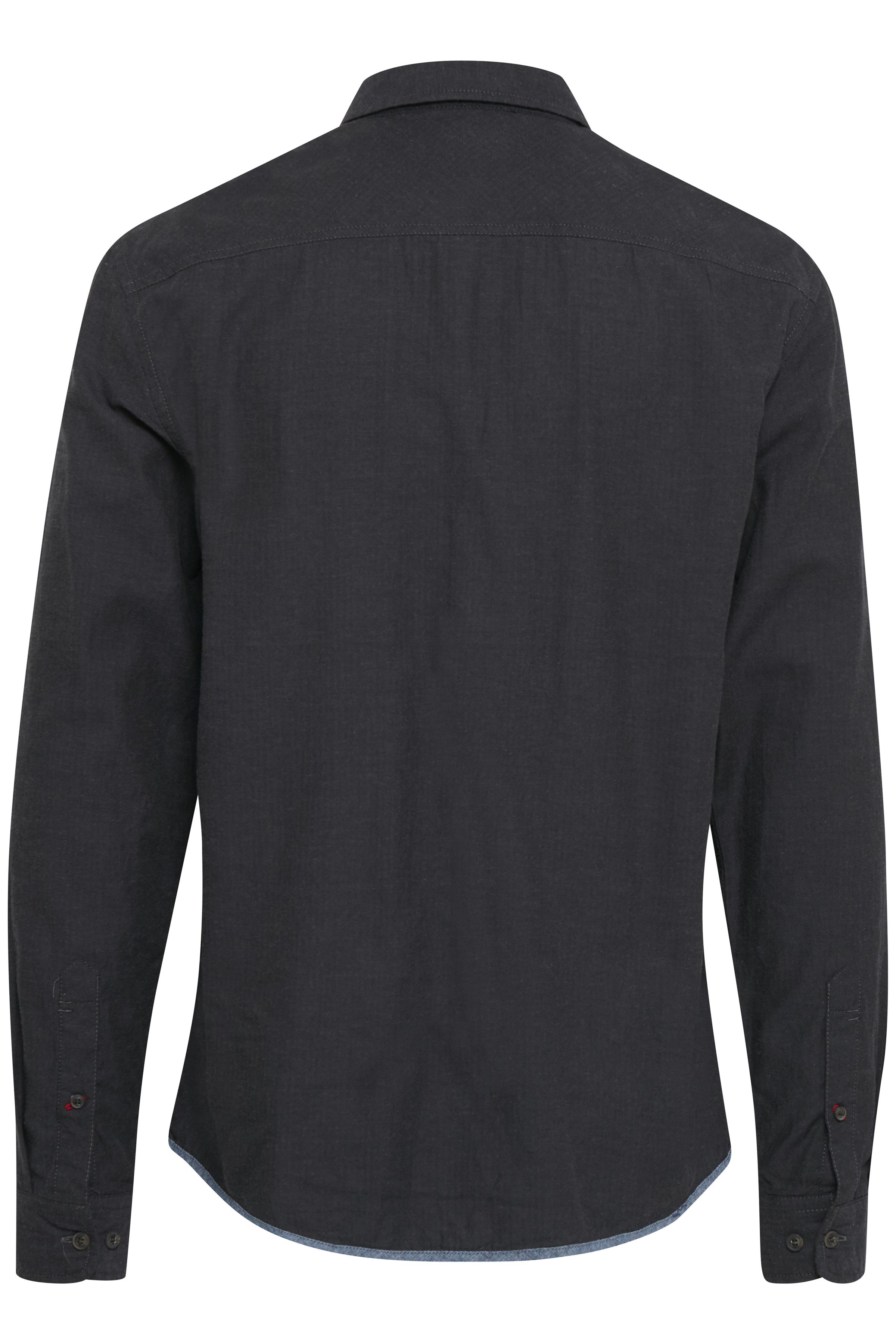 Phantom grey Long sleeved shirt fra Blend He – Køb Phantom grey Long sleeved shirt fra str. S-XXL her
