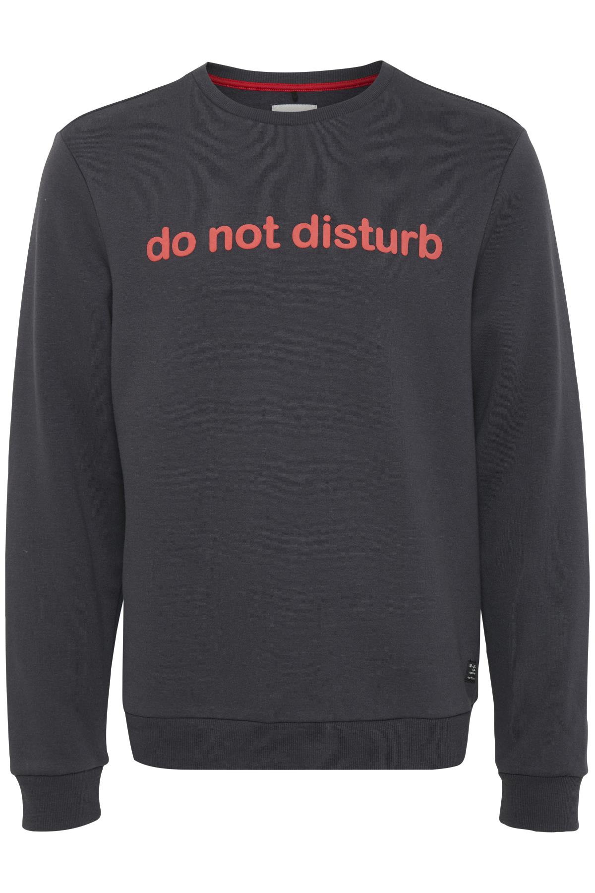 Phantom grey Sweatshirt fra Blend He – Køb Phantom grey Sweatshirt fra str. S-XXL her