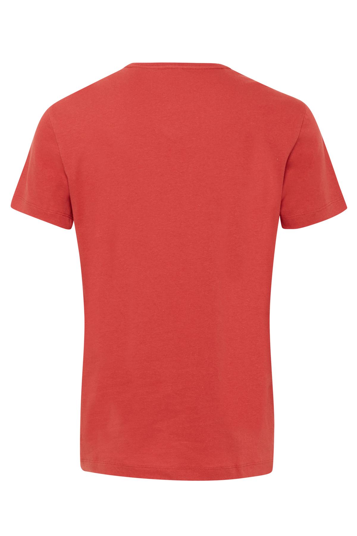 Rød T-shirt – Køb Rød T-shirt fra str. S-XXL her