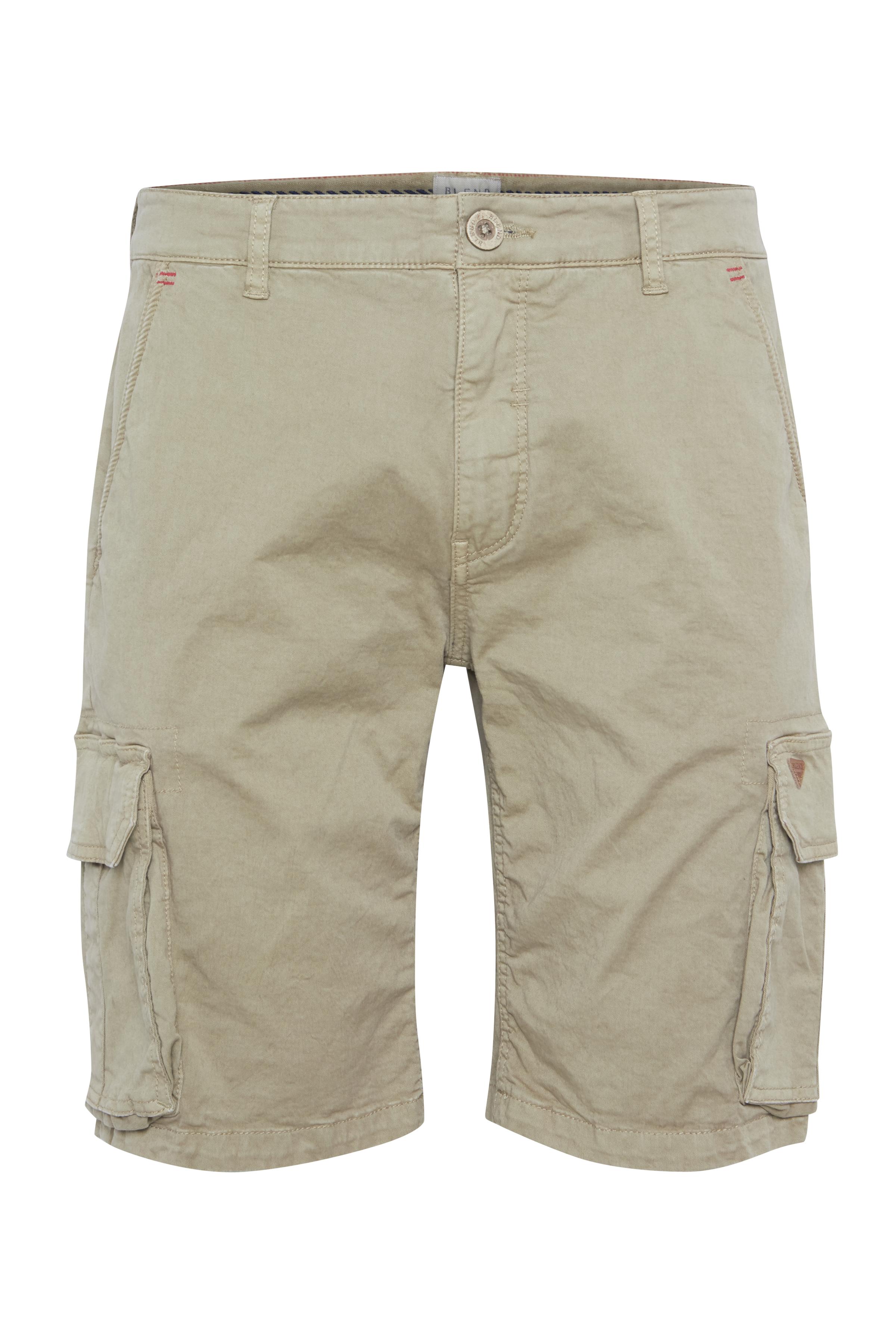Sand Brown Shorts – Køb Sand Brown Shorts fra str. S-3XL her