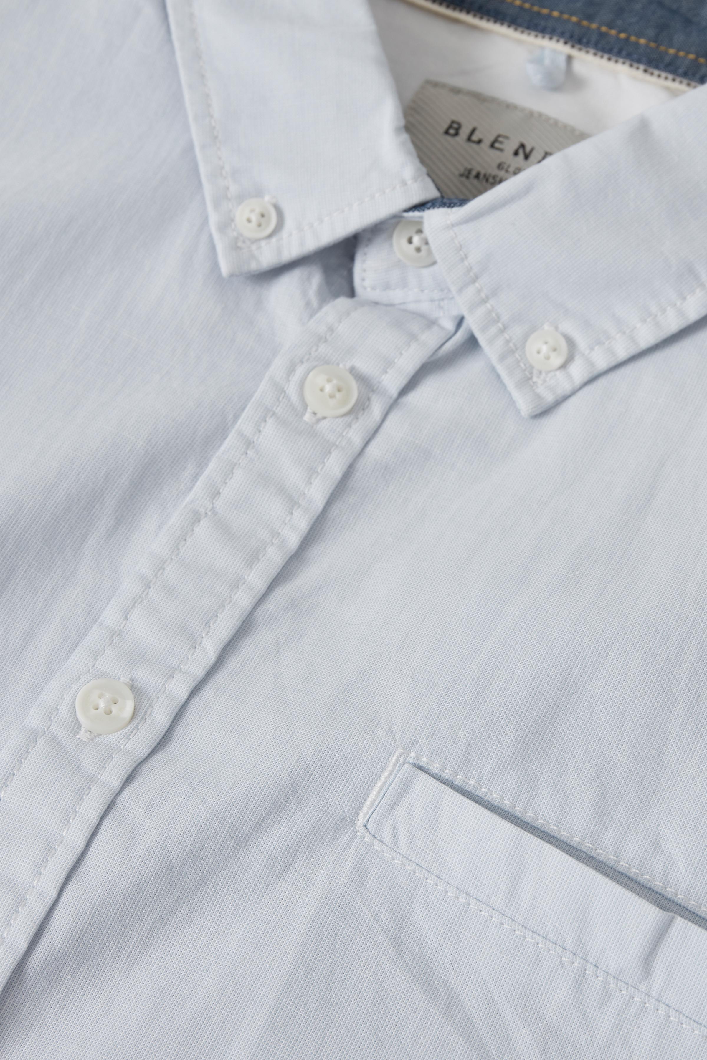 Soft Blue Langærmet skjorte – Køb Soft Blue Langærmet skjorte fra str. S-XXL her