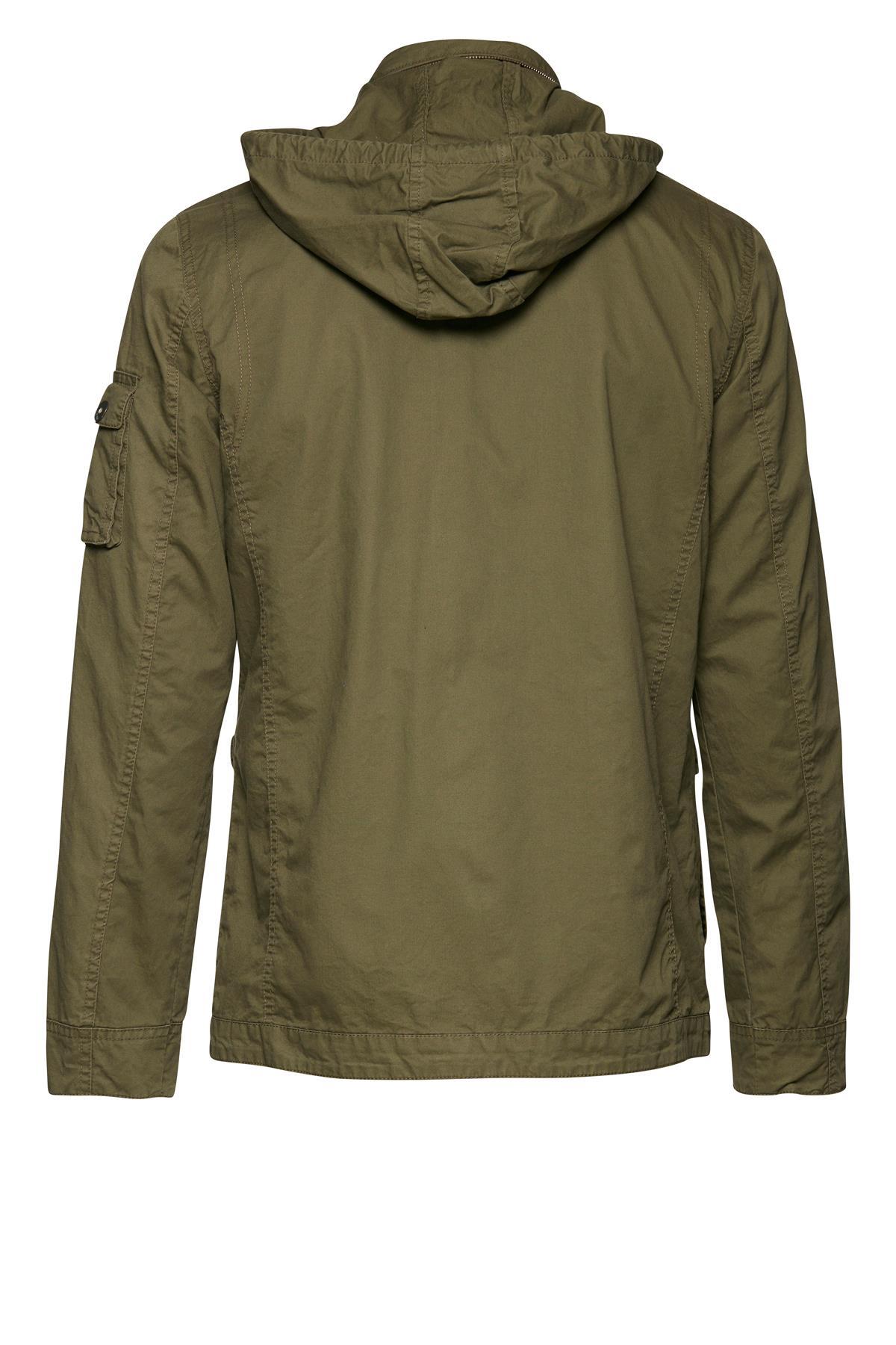 Støvet grøn Overtøj – Køb Støvet grøn Overtøj fra str. S-XXL her