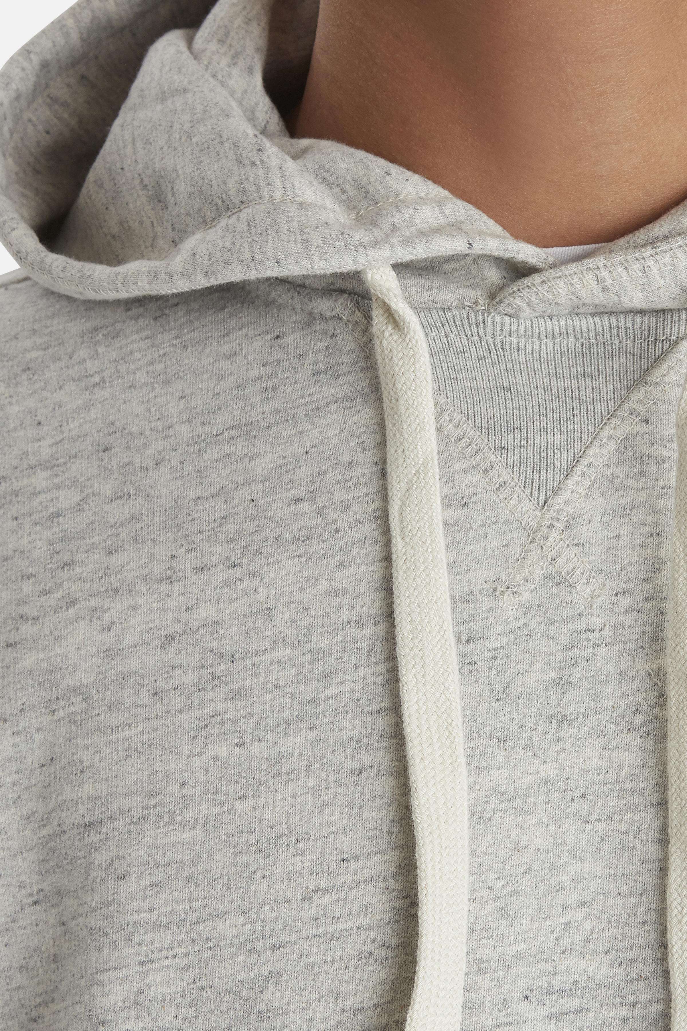 Stone mix Hooded blouse fra Blend He – Køb Stone mix Hooded blouse fra str. S-3XL her