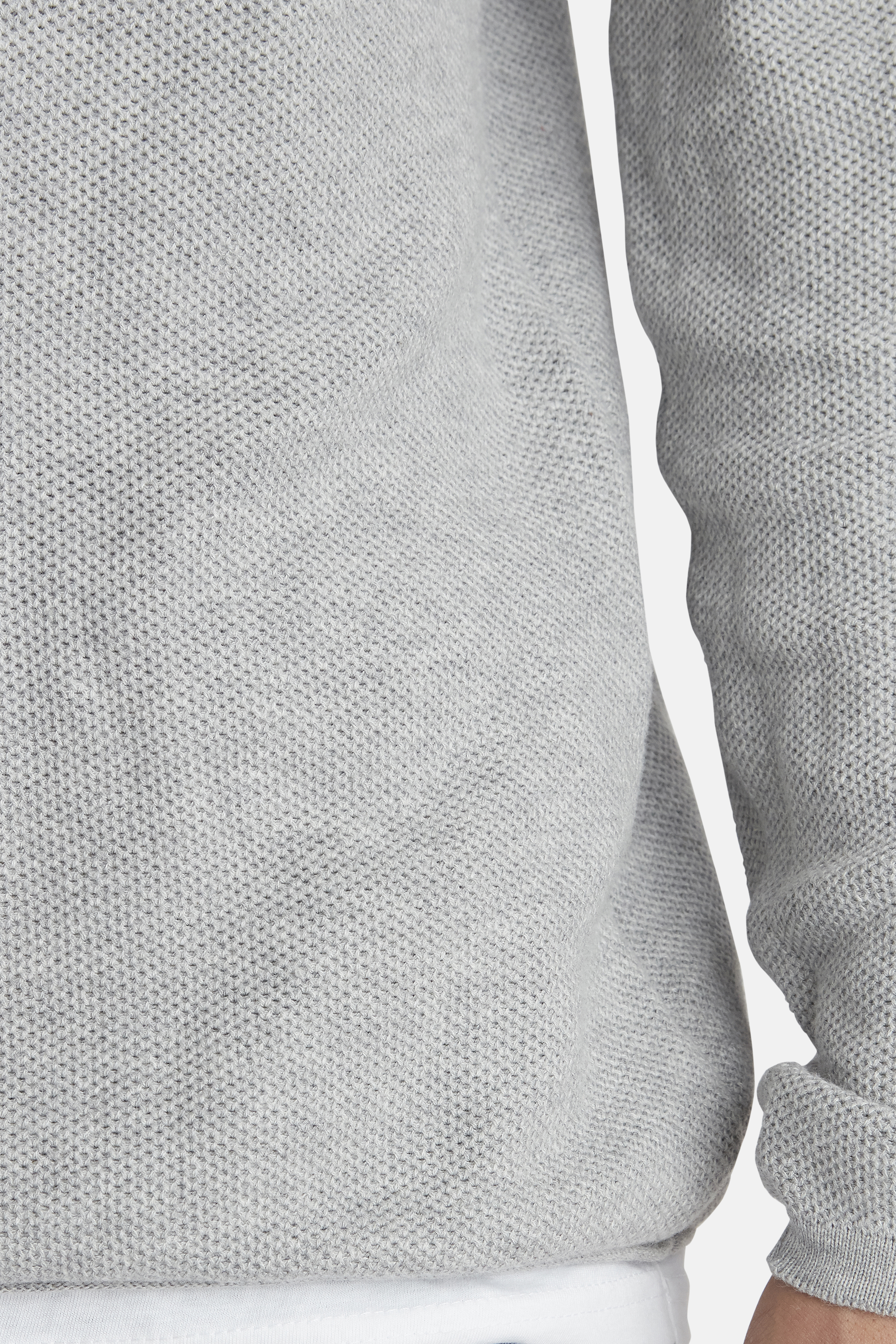 Stone mix Knitted pullover fra Blend He – Køb Stone mix Knitted pullover fra str. S-XXL her