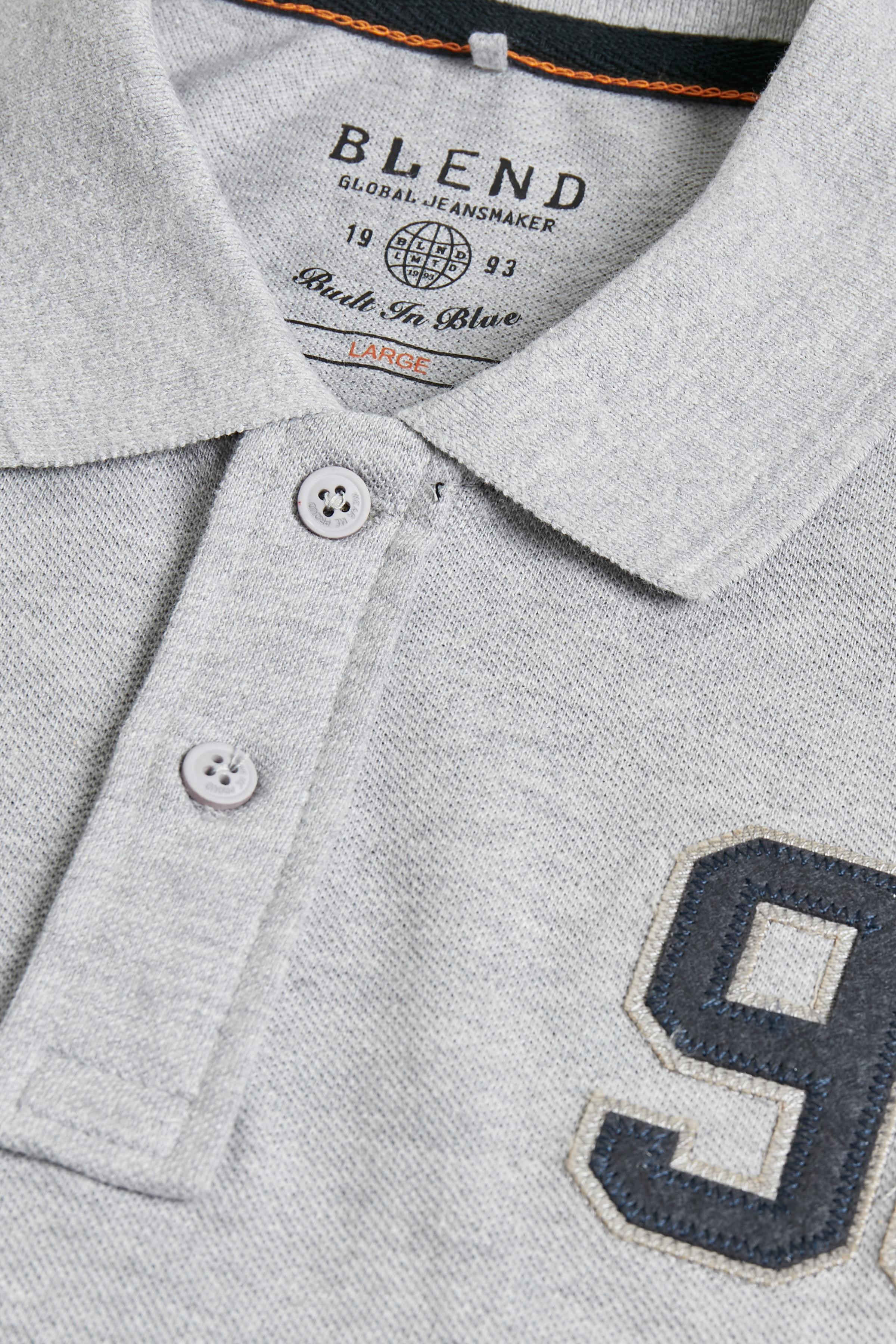 Stone mix Polo-shirt – Køb Stone mix Polo-shirt fra str. S-XXL her
