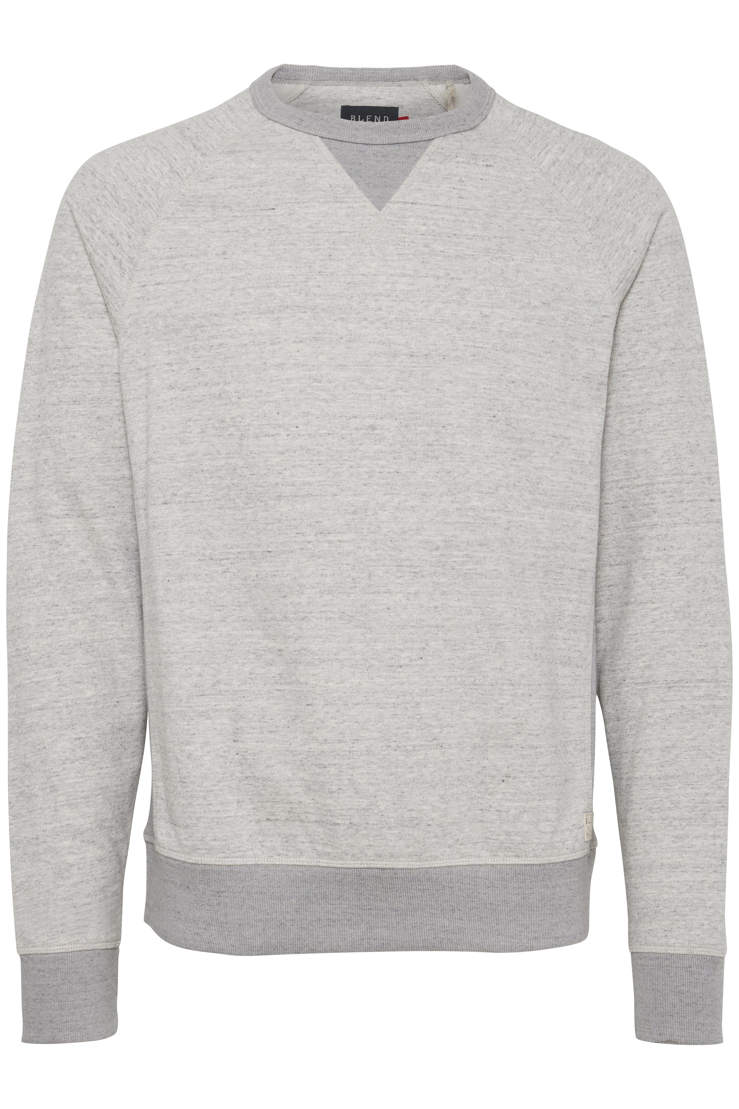 Stone mix Sweatshirt fra Blend He – Køb Stone mix Sweatshirt fra str. S-3XL her