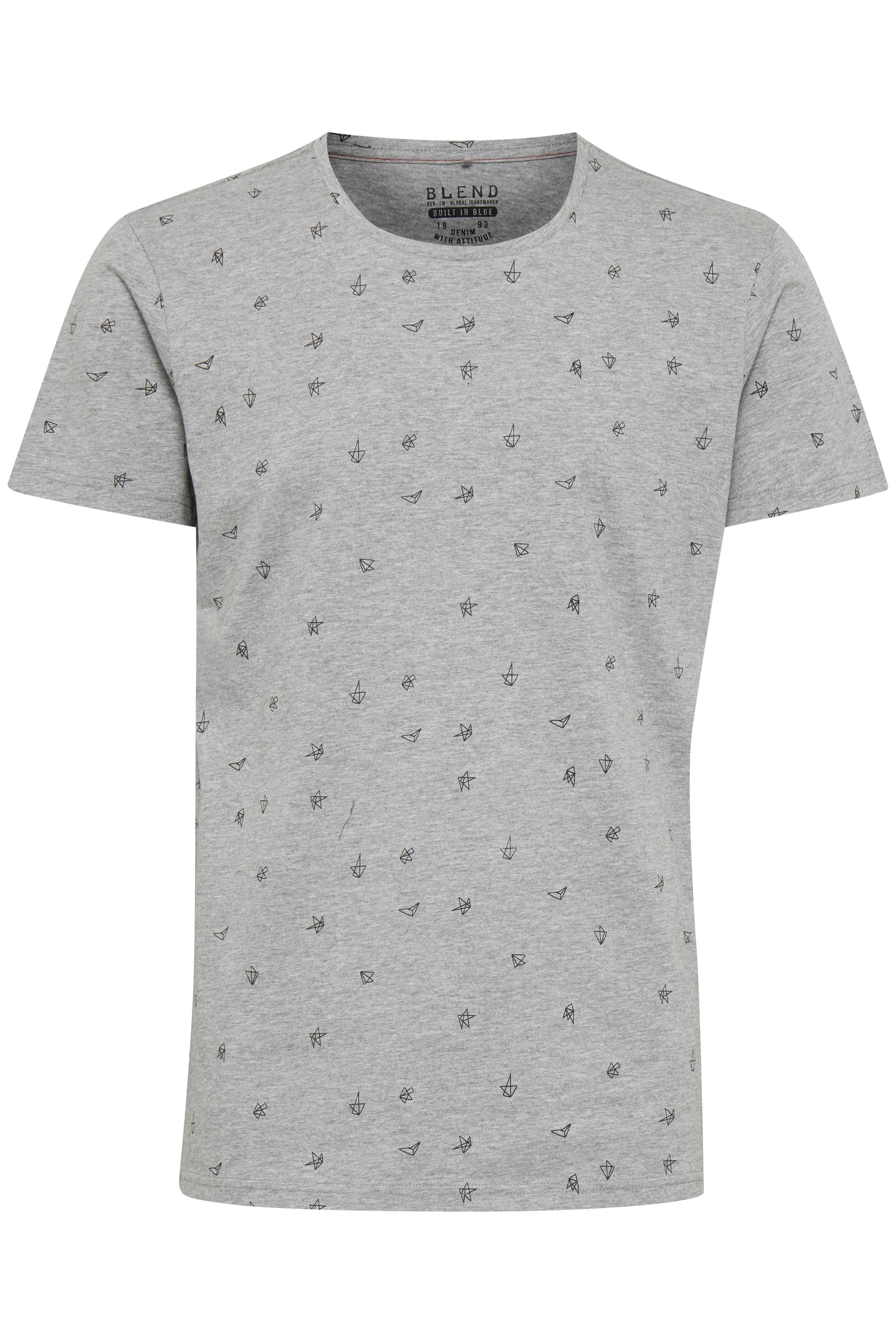 Stone mix T-shirt – Køb Stone mix T-shirt fra str. S-XXL her