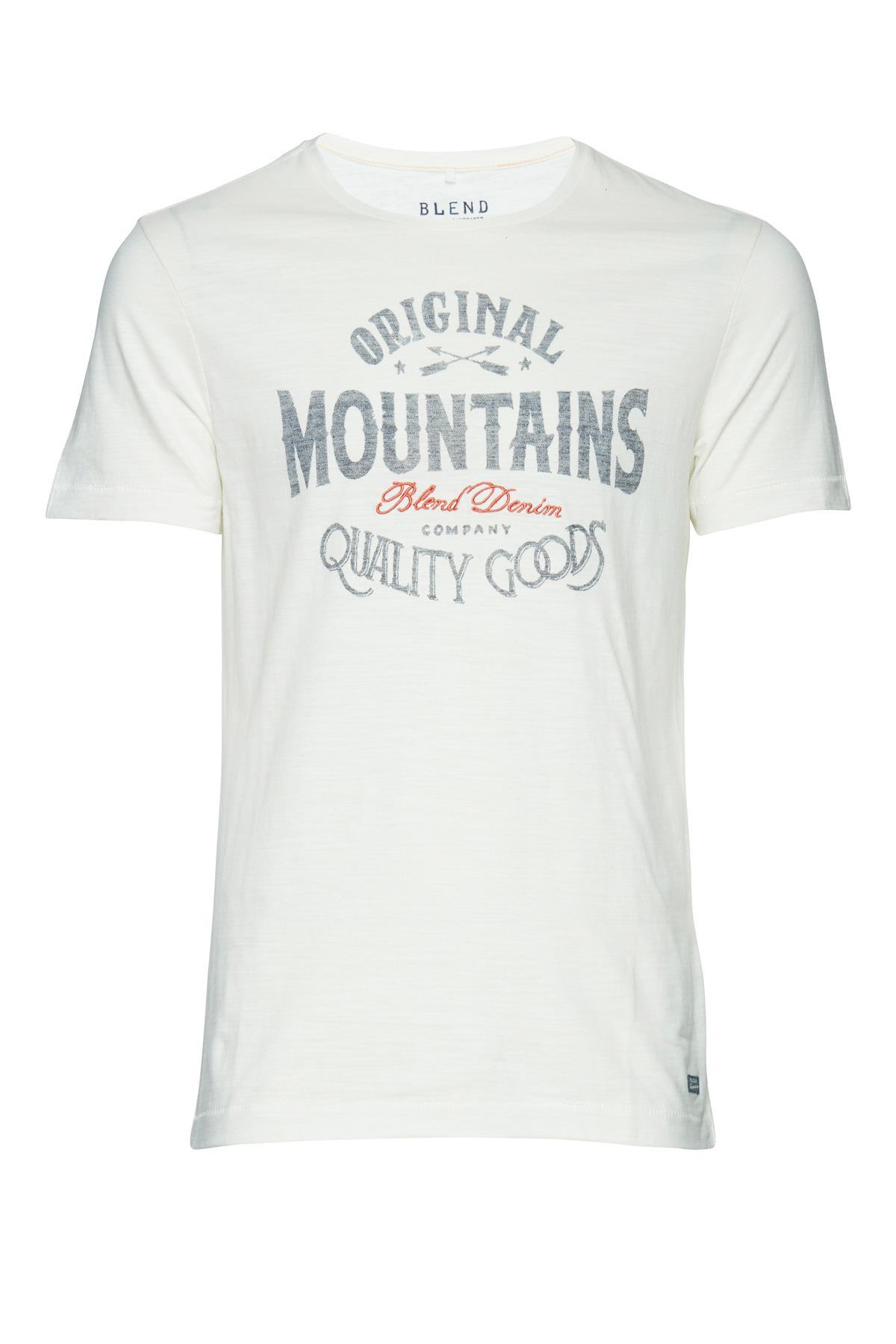 T-shirt fra Blend He – Køb  T-shirt fra str. S-XL her