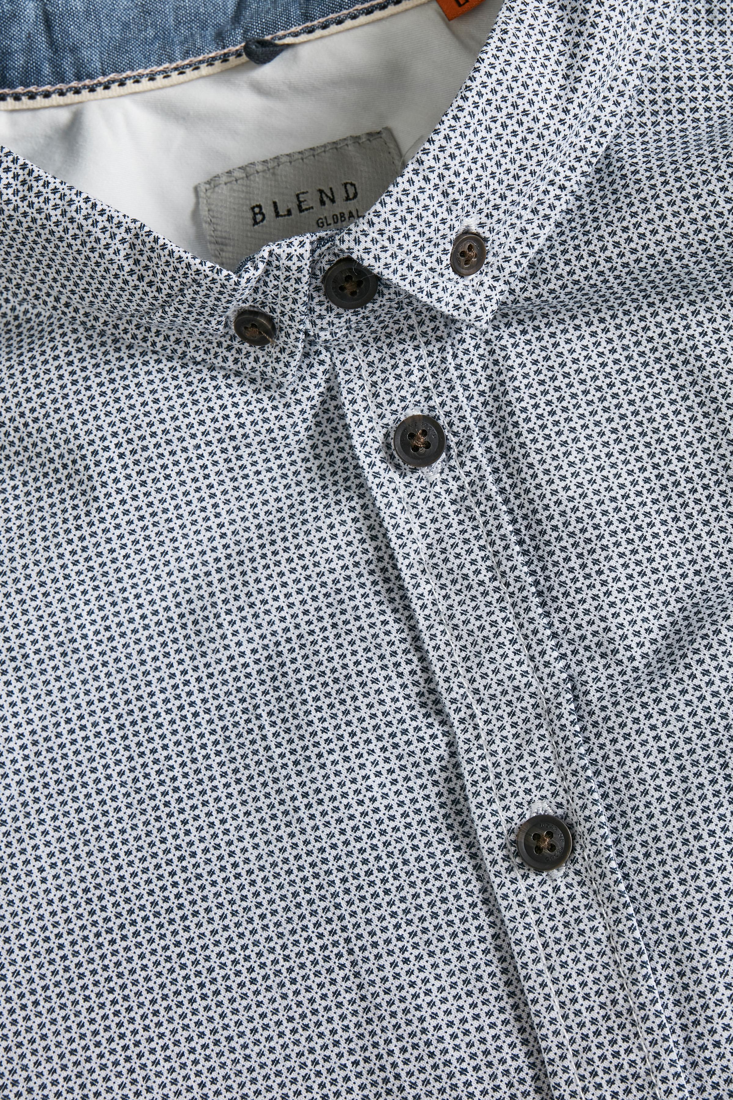 White Shirt fra Blend He – Køb White Shirt fra str. S-3XL her