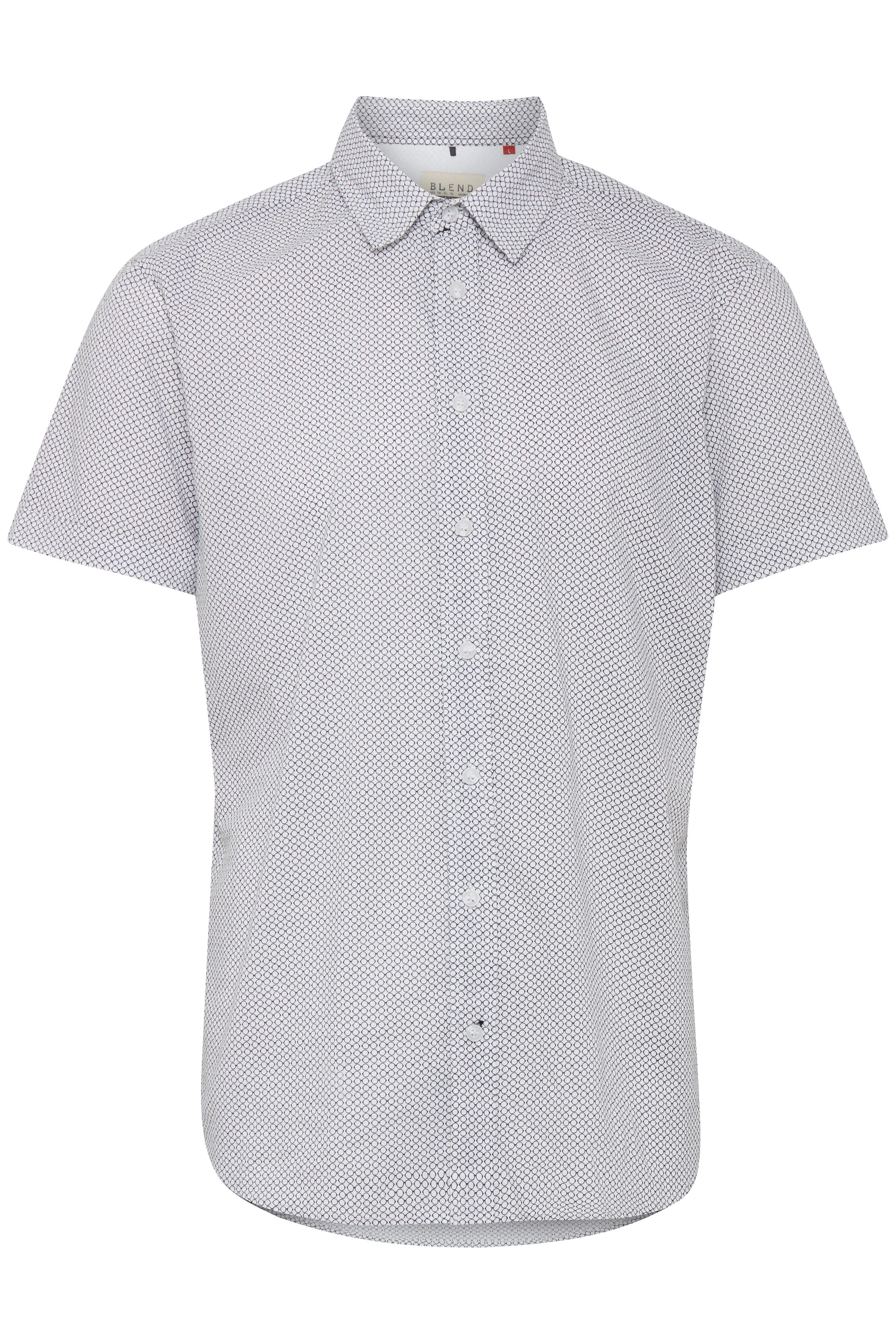 White Skjorte – Køb White Skjorte fra str. S-XL her