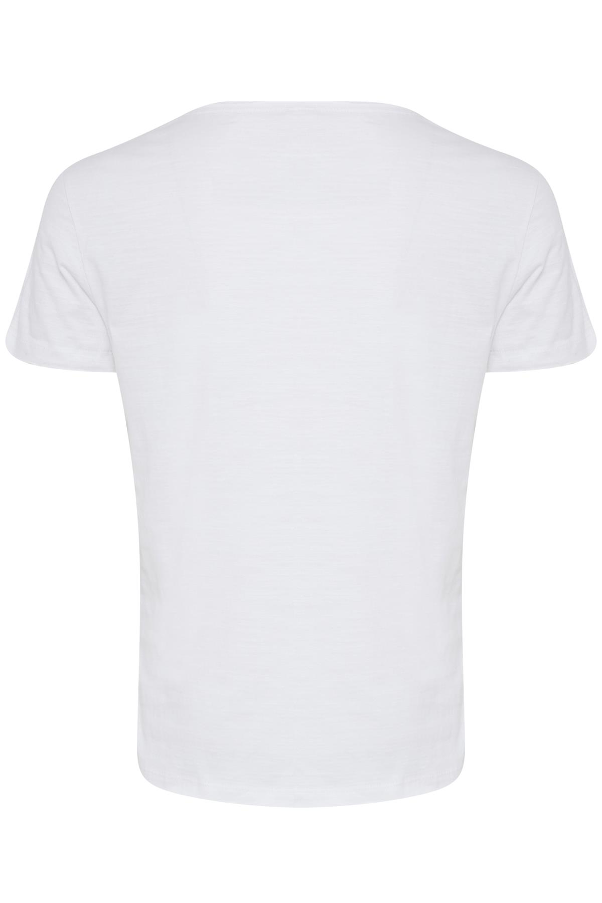 White T-shirt fra Blend He – Køb White T-shirt fra str. S-XL her