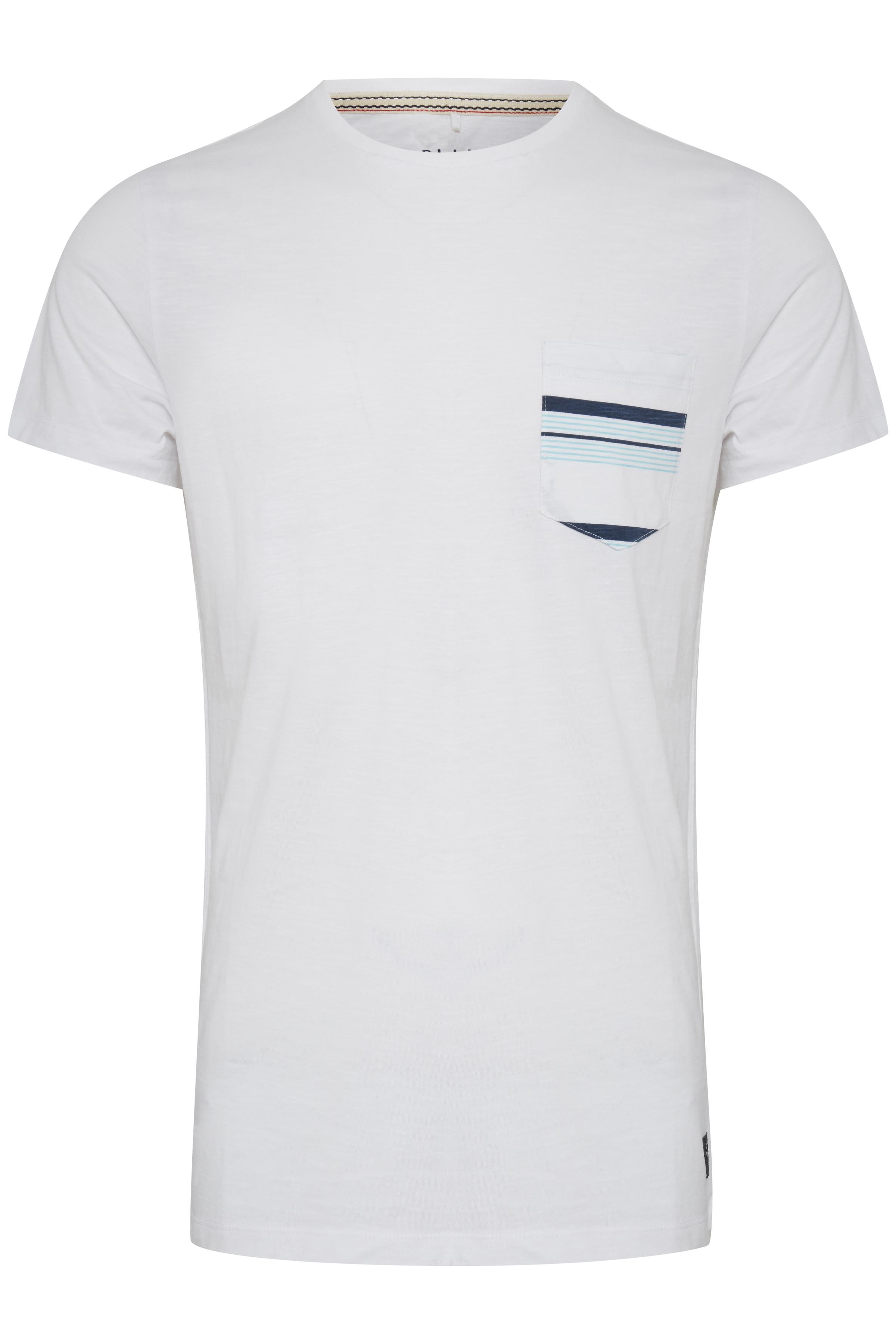 White T-shirt – Køb White T-shirt fra str. S-XXL her