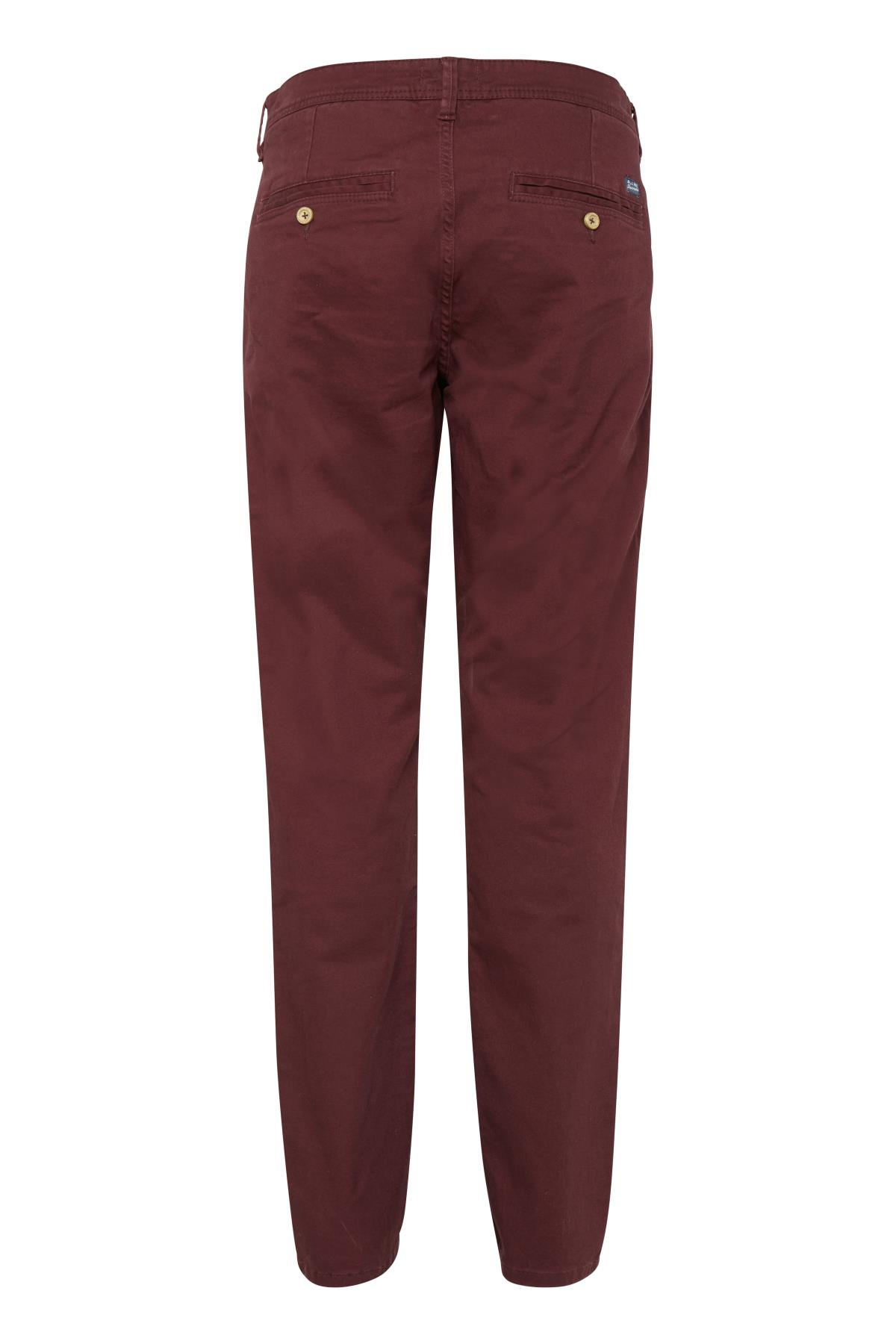 Wine red Pants Casual – Køb Wine red Pants Casual fra str. 28-38 her