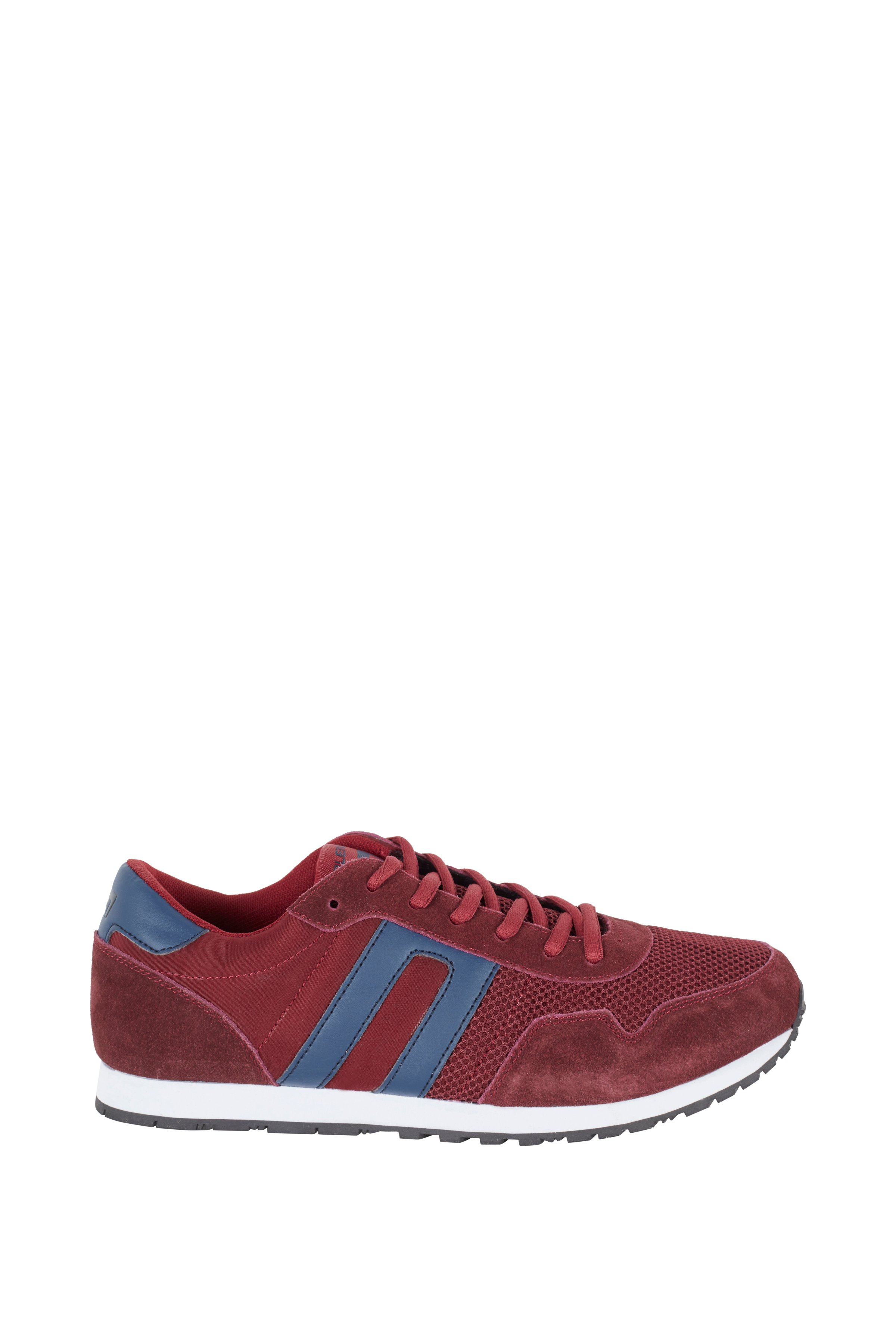 Wine red Sneakers – Køb Wine red Sneakers fra str. 40-46 her