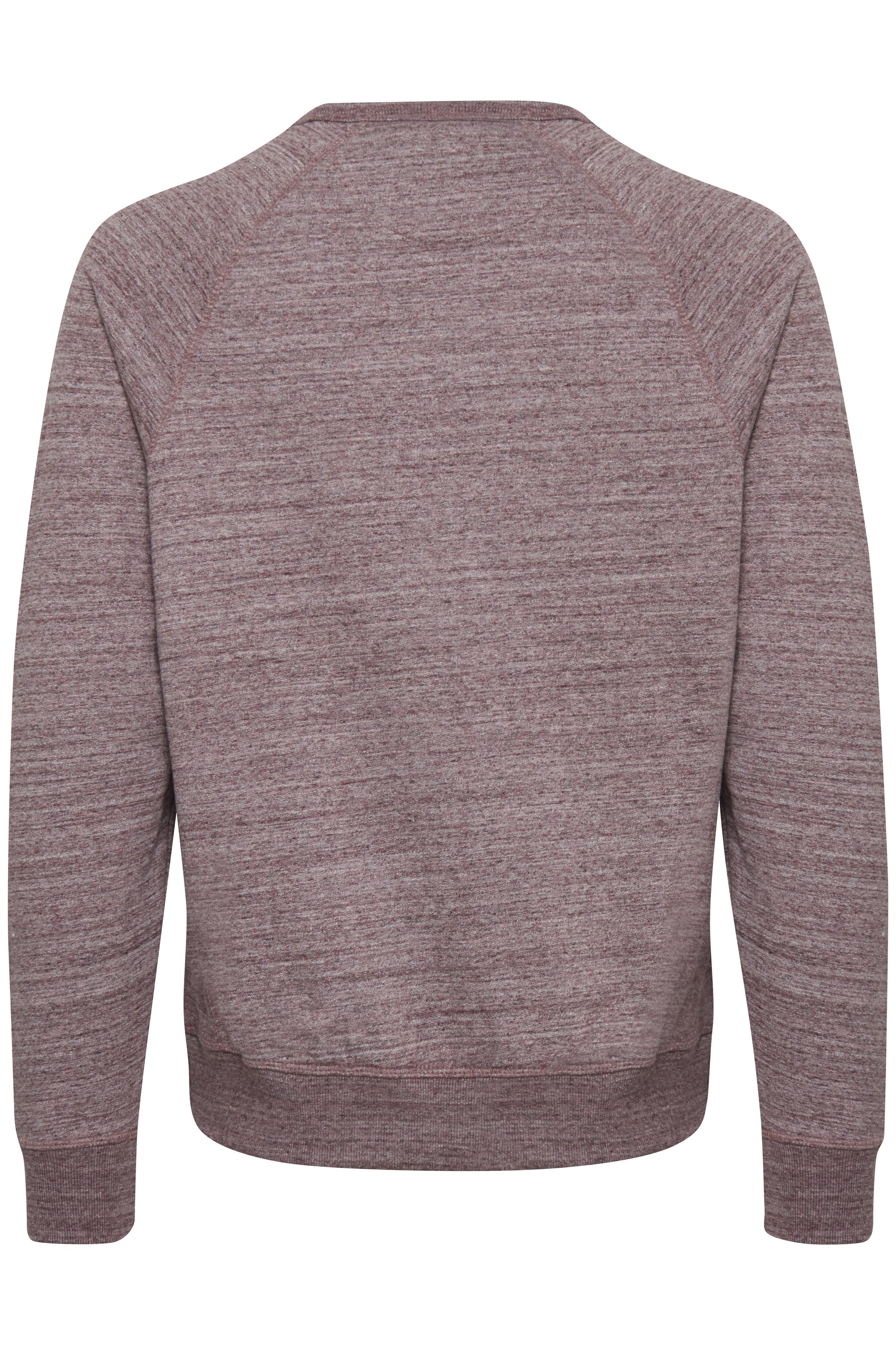 Wine red Sweatshirt fra Blend He – Køb Wine red Sweatshirt fra str. S-3XL her