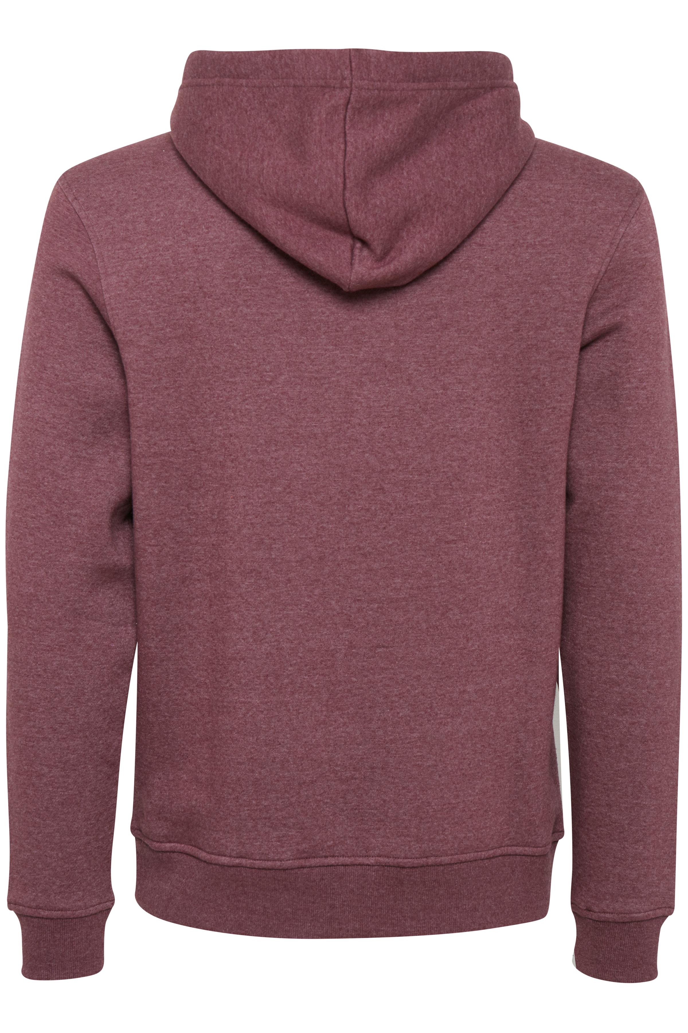 Winetasting Hooded blouse fra Blend He – Køb Winetasting Hooded blouse fra str. S-XL her