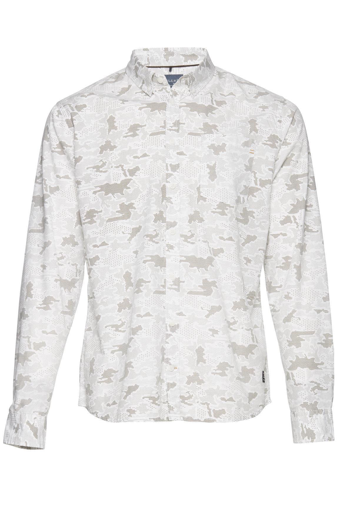 Wollweiss/khaki