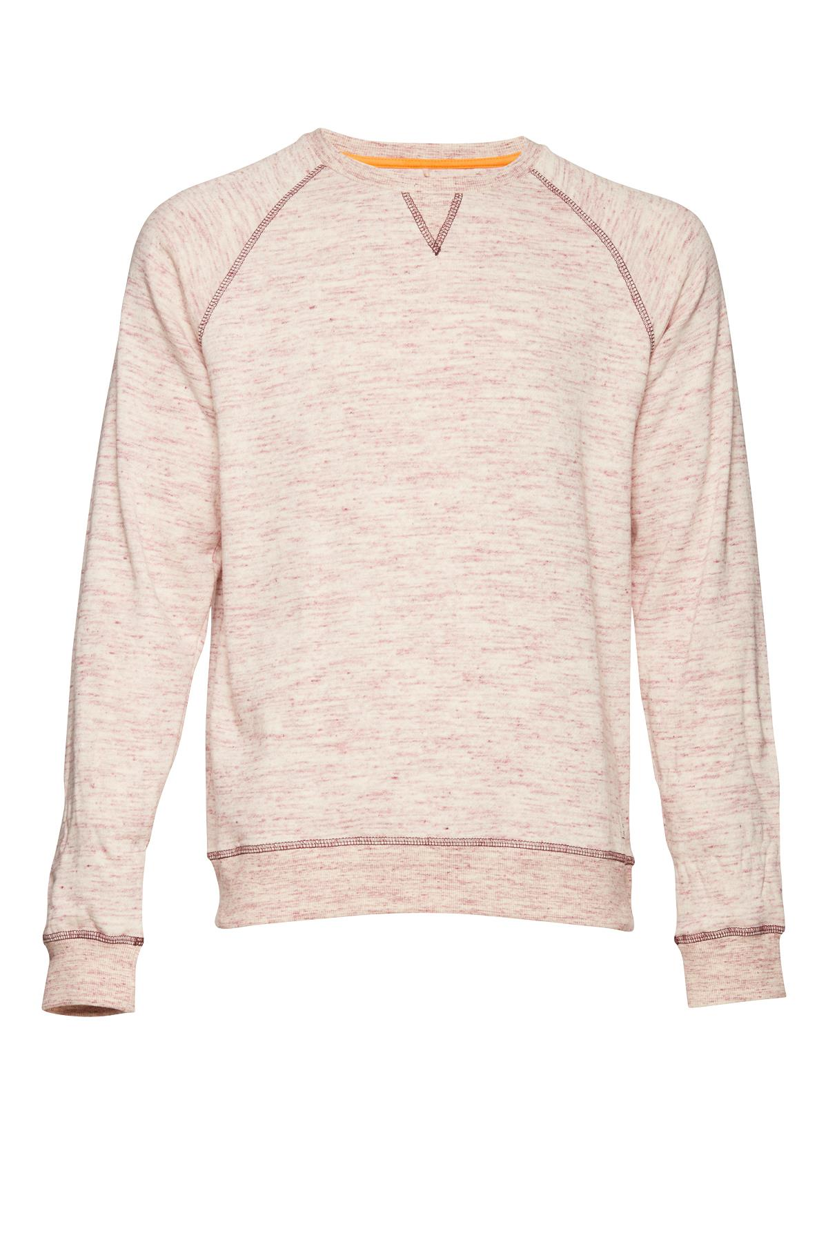 Wollweiss/pink
