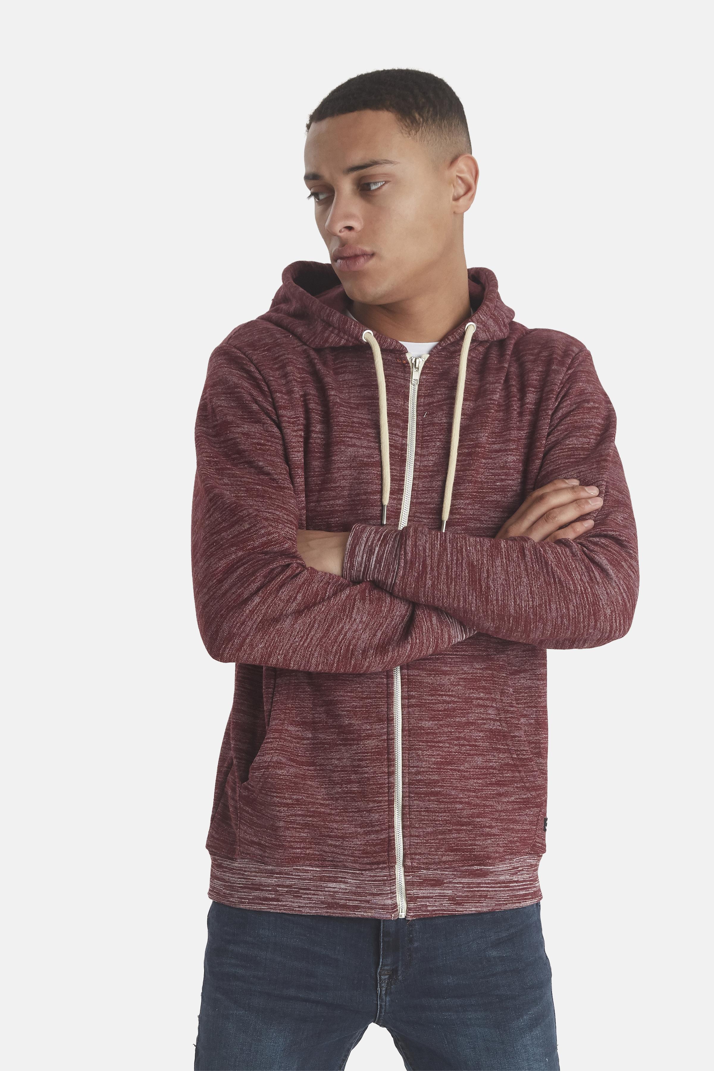 Zinfandel Sweatshirt fra Blend He – Køb Zinfandel Sweatshirt fra str. S-3XL her